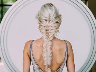 6 peinados de novia con trenzas de 'Game of Thrones' para que te inspires