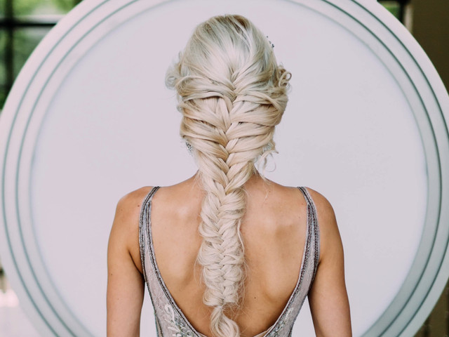 6 peinados con trenzas de 'Game of Thrones' para inspirar el peinado de novia