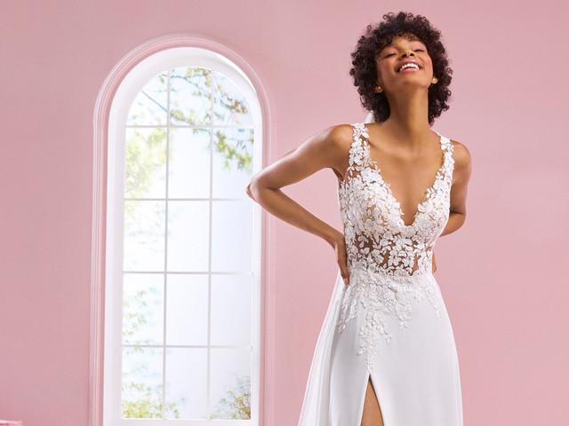 Colecciones de vestidos de novia White One 2020