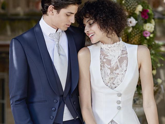 Descubre lo nuevo en trajes de novio de Carlo Pignatelli 2020 | 2021