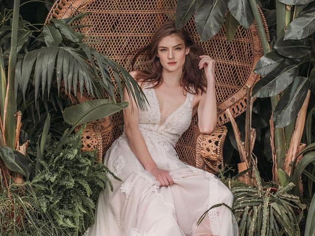 Fara Sposa colección 2021: los vestidos de novia que aún no has visto