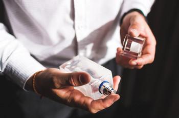 Guía para elegir el perfume de novio
