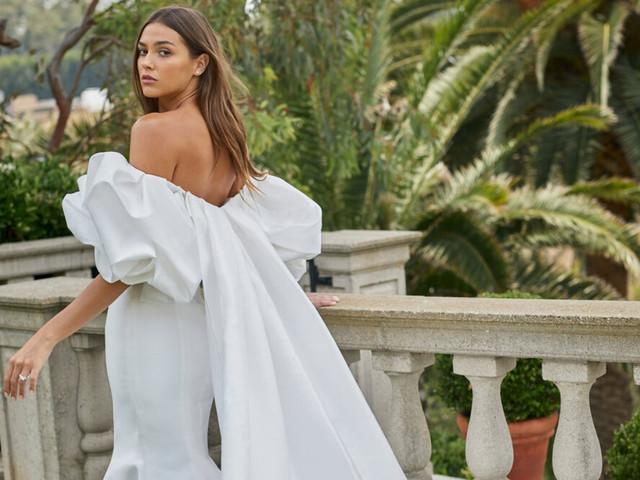 Vestidos de novia 2021: las 8 tendencias que debes conocer (sí o sí)