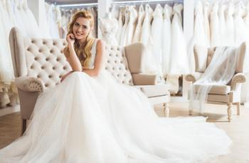 Alquiler de vestidos de novia: ¿tienes claro cómo funciona el servicio?
