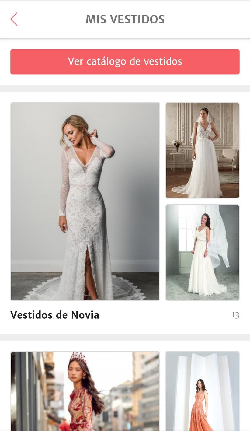 Entérate Cómo Acceder Al Catálogo De Vestidos De Novia Desde
