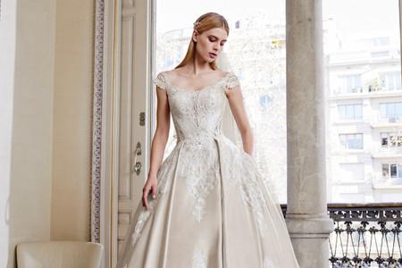 St. Patrick: vestidos de novia para que te inspires este 2020