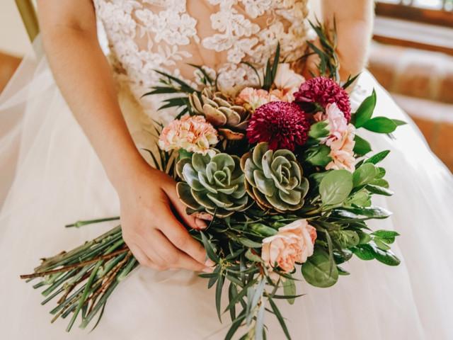 Tendencias en ramos de novia para 2020