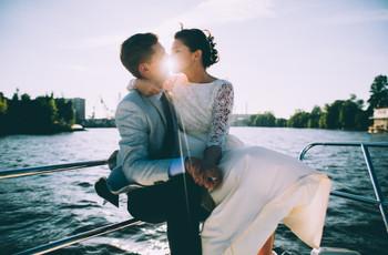 "Matrimonio en un barco: para un ""sí, acepto"" en alta mar"