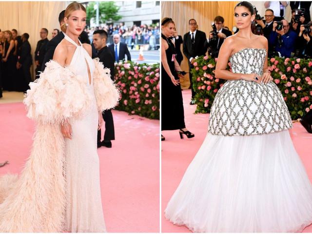 Met Gala 2019: vestidos para inspirar un look nupcial
