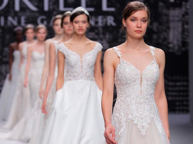 Morilee 2020: vestidos de novia inspirados en los paisajes desérticos