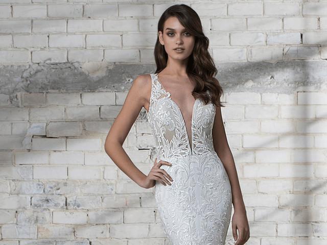 Mira los vestidos de novia 2019 de la firma Pnina Tornai