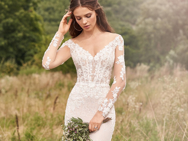 Lillian West: vestidos de novia inspirados en la naturaleza