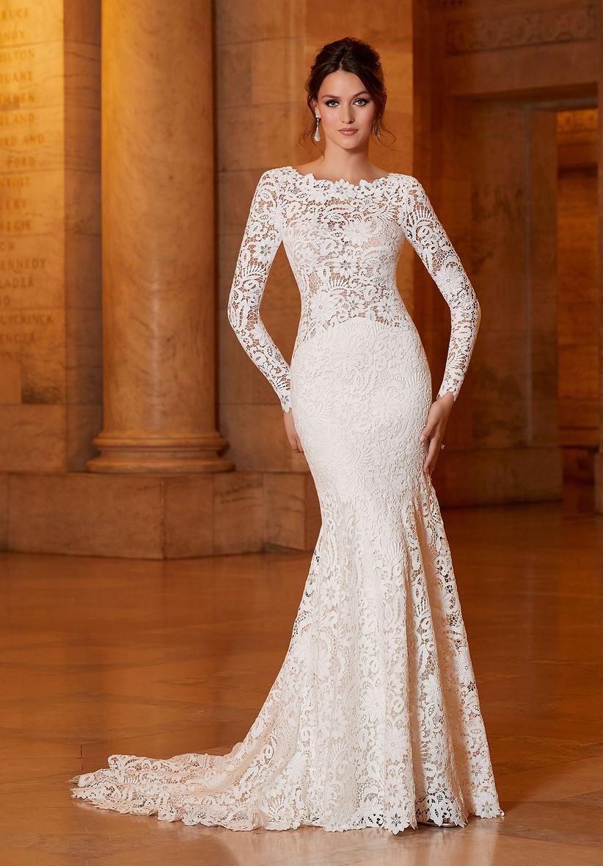 Bonito y cómodo novias 2021 peinados Colección De Cortes De Pelo Tutoriales - Vestidos de novia Morilee 2021: ¿con cuál te quedas?