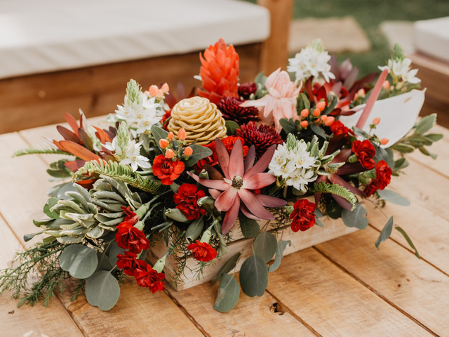 Flores que necesitan para la decoración de boda: ¡lista de verificación!