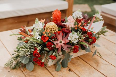 Lista de verificación: las flores que necesitan para la decoración de boda