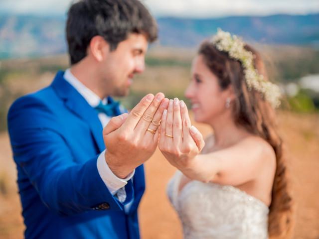 ¿Cómo elegir las argollas de matrimonio ideales?