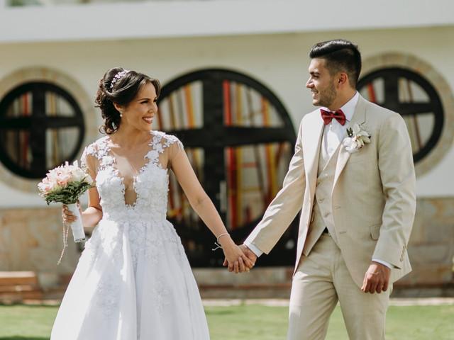 ¿Cómo organizar un matrimonio a distancia?