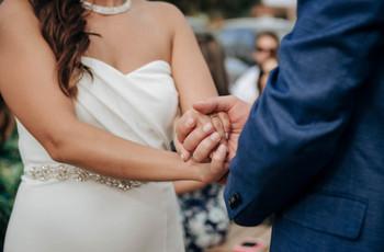 Coronavirus y bodas: solo el 11% de las parejas la cancelan