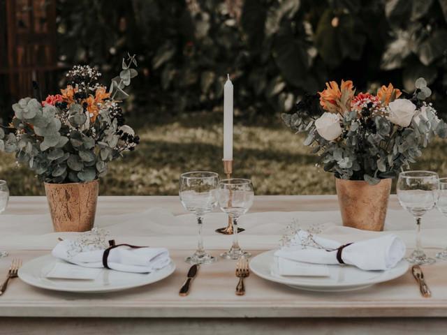 Decoración para matrimonio civil: ¡todos los detalles para que sea encantadora!