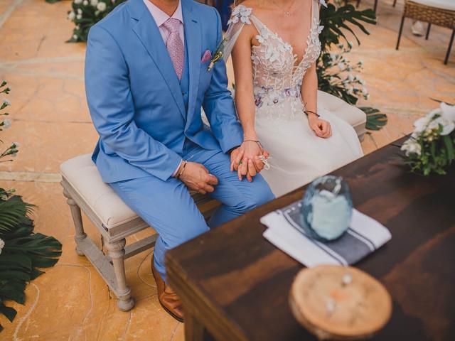 Matrimonios íntimos en casa: la solución en tiempos de coronavirus