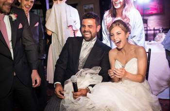 Alternativas al baile para animar la fiesta de boda