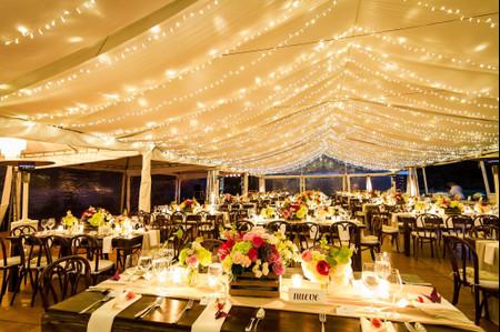 Decoración de salón para matrimonio: 6 ideas para que acierten