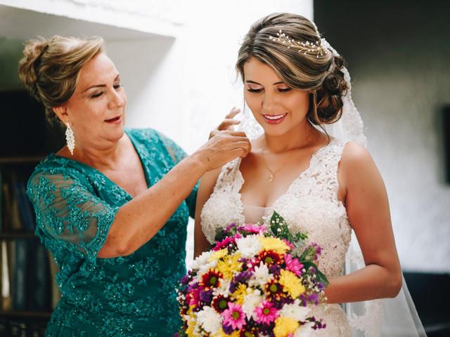 9 formas de decir '¡Gracias mamá!' el día de la boda