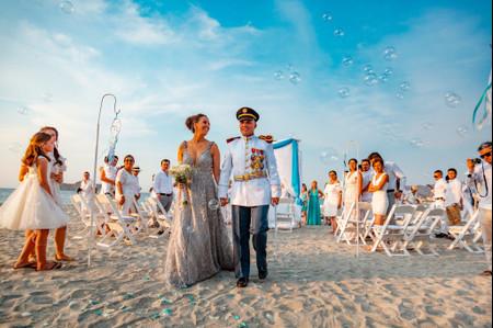 Las bodas militar: igualmente encantadoras que las tradicionales