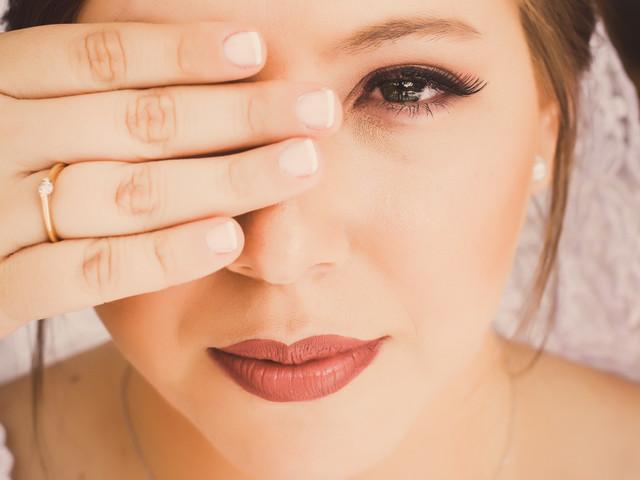 Prueba de maquillaje para novia: necesitas una y te explicamos por qué