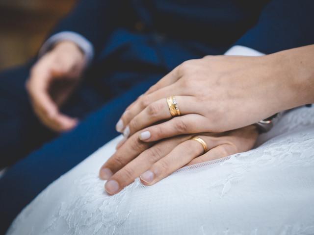 ¿Cuándo encargar las argollas de matrimonio?