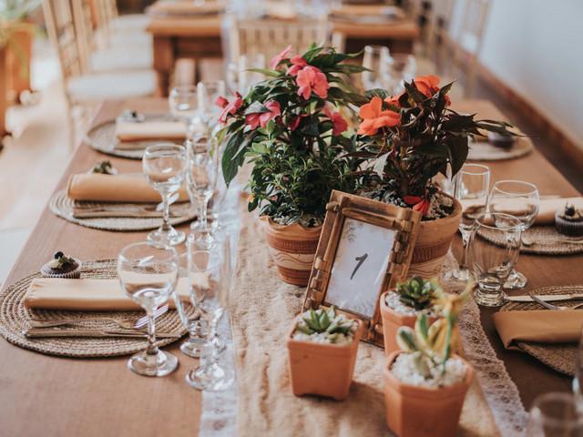 18 temas de decoración para boda