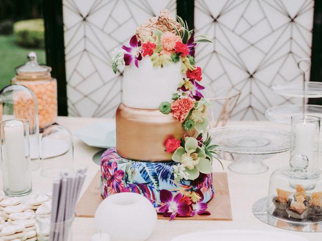 Tortas de matrimonio 2020: las 6 tendencias más destacadas