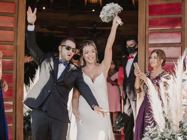 Matrimonio en época de pandemia: ¿cómo decirle a los invitados que no vengan?