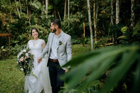 Guía para un matrimonio amigable con el medioambiente