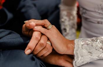 ¿Conocen las tradiciones que hacen parte de una celebración matrimonial?