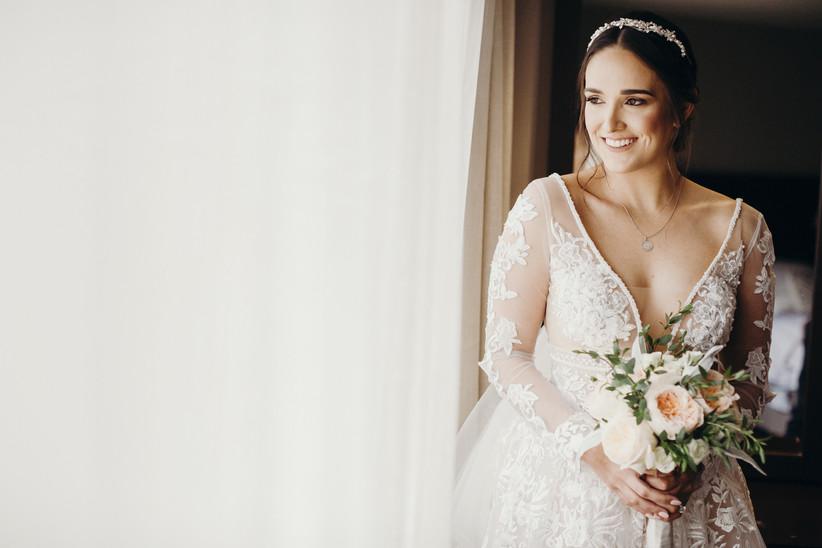 La historia del vestido de novia a través del tiempo