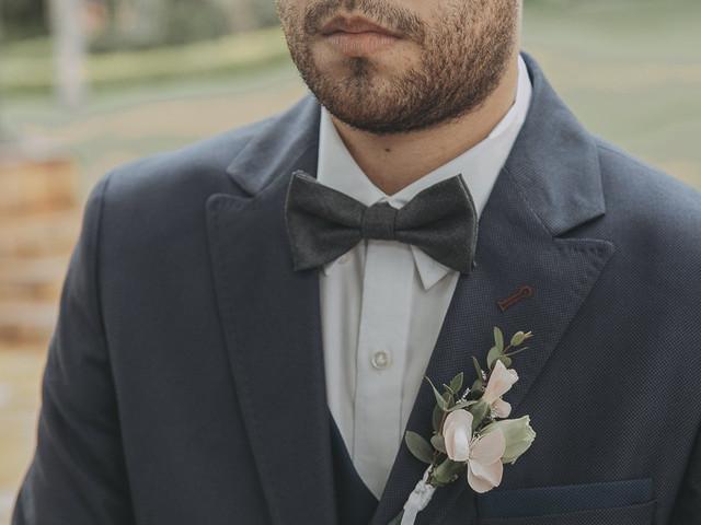 ¿Cuándo encargar el traje del novio?