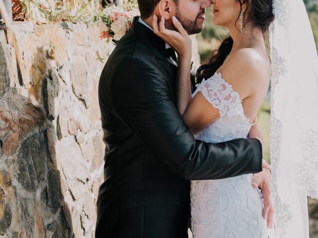 ¿Involucras a tu pareja en la organización del matrimonio?