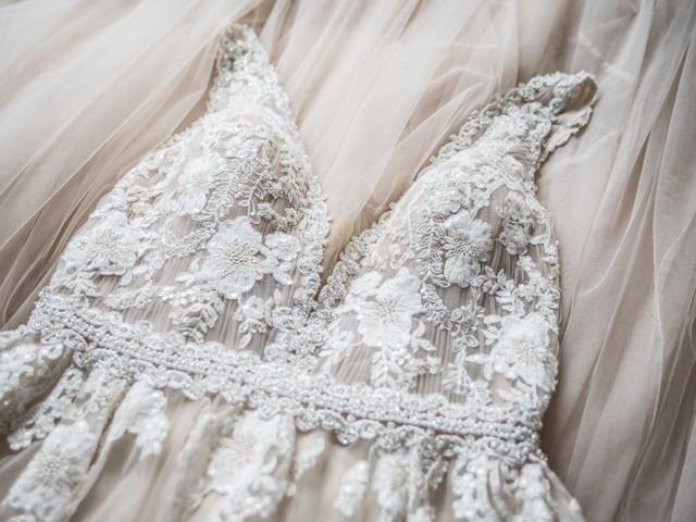 Cuidados para guardar y conservar el vestido de novia después de la celebración