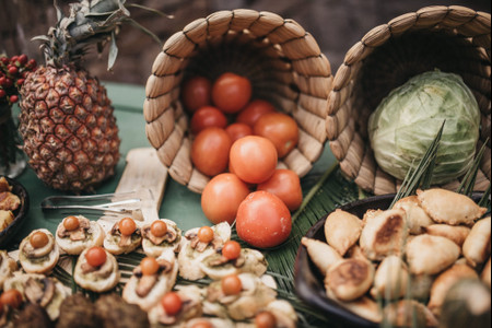 Platos típicos boyacenses para incluir en el banquete de boda