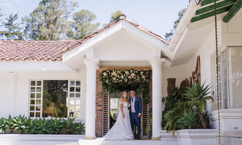 casa campestre para matrimonio