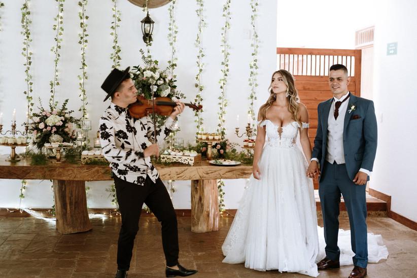 música para banquete de matrimonio