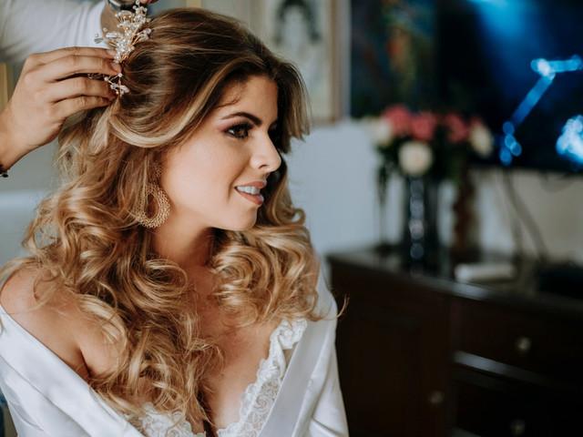 Peinados de novia según el tipo de cabello