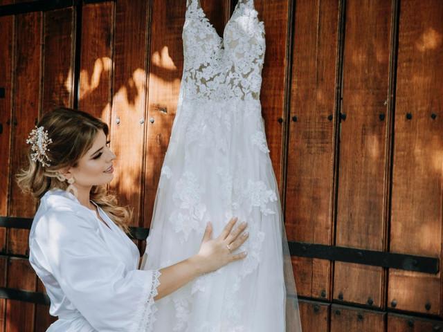 Tips indispensables para elegir el vestido de novia