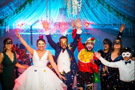 60 canciones para la fiesta de matrimonio en tiempo de coronavirus