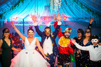 60 canciones para la fiesta de matrimonio poscoronavirus