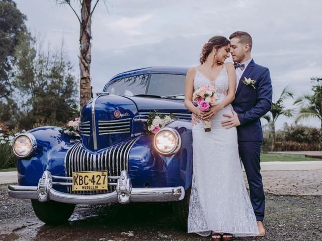 10 ideas para decorar el carro para boda