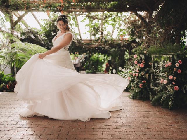 Dinos dónde te casas y te diremos qué tipo de vestido de novia elegir