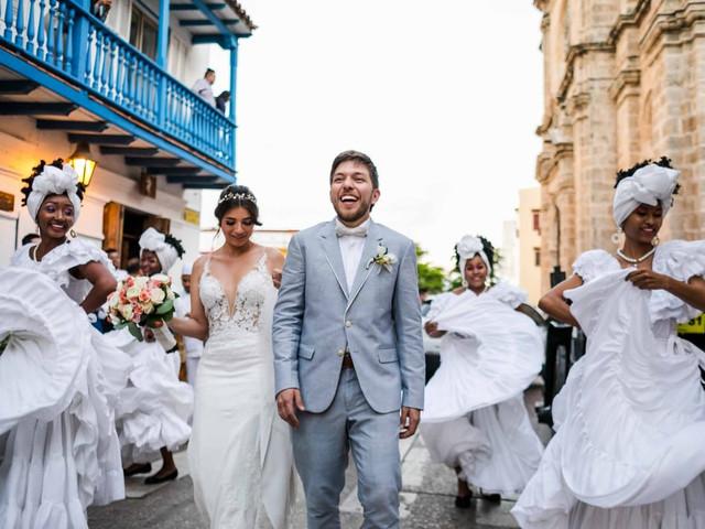 8 shows de baile para matrimonio y animar la fiesta