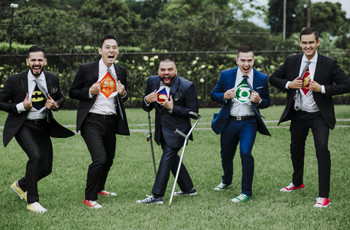 Los 'best men' en la boda: ¿quiénes son y qué hacen?
